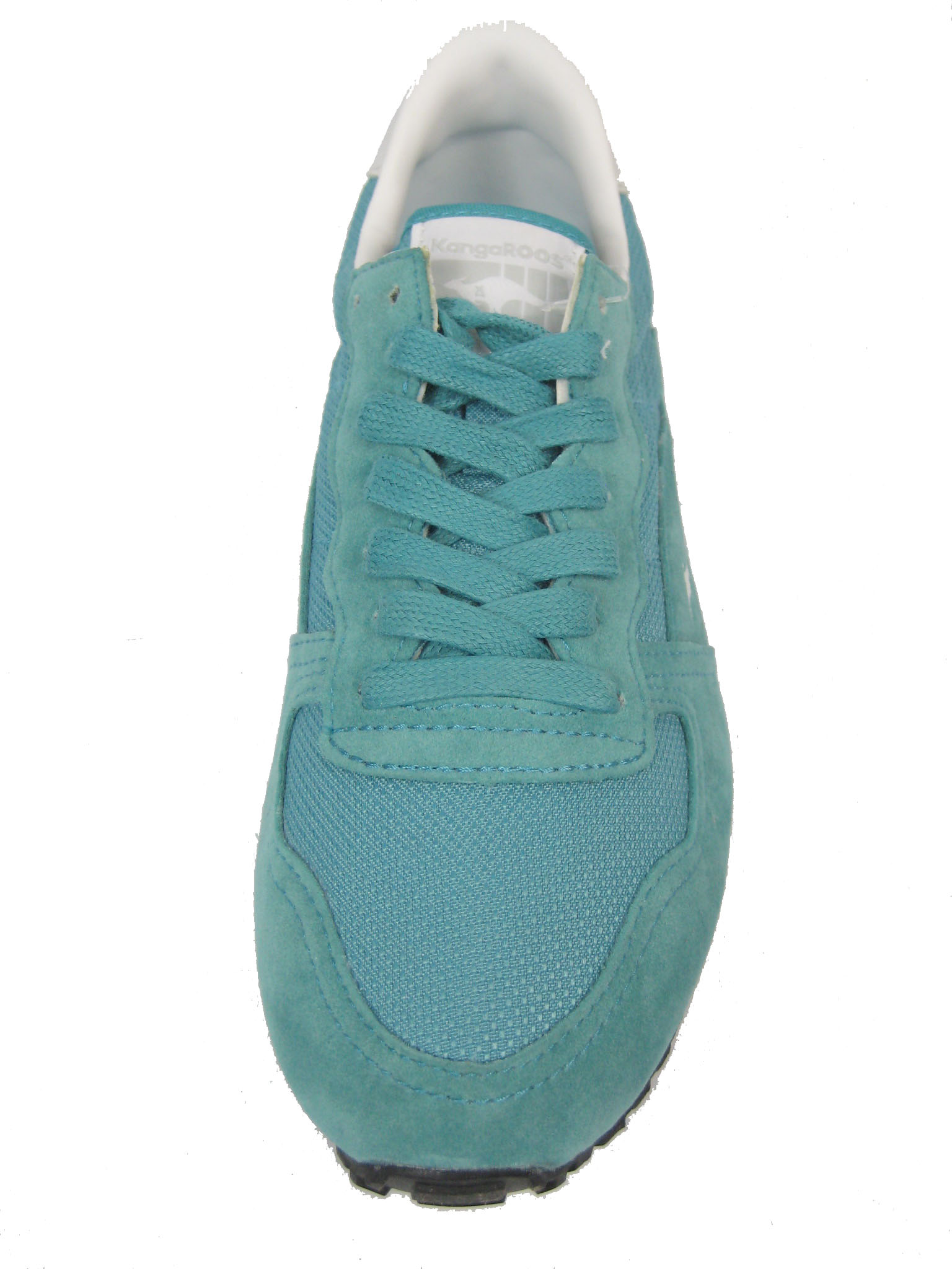 Details about Kangaroos Ladies Shoes Sneaker Running Shoe Blaze III BalticTurquoise White